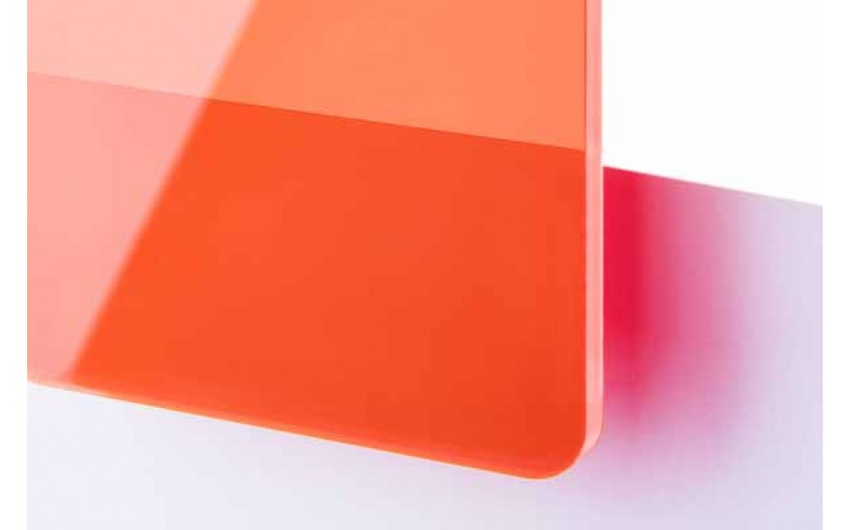 TroGlass Color Gloss Red fluorescent