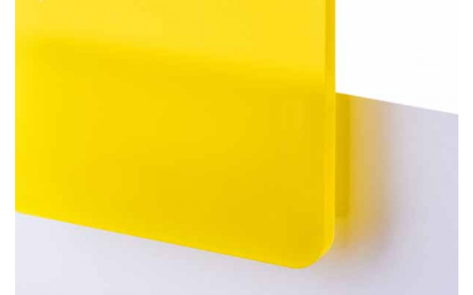 TroGlass Satins Yellow translucent